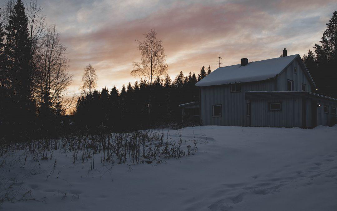 Gården – vårt nya liv